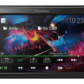 """Pioneer DMH-G225BT 6.2"""" BT/AUX/USB Radio"""