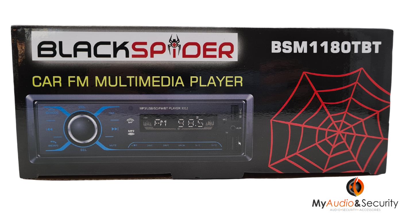 BLACKSPIDER BSM1180TBT (2-971) Box Top